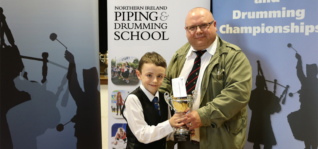 Northern Ireland piping and drumming school